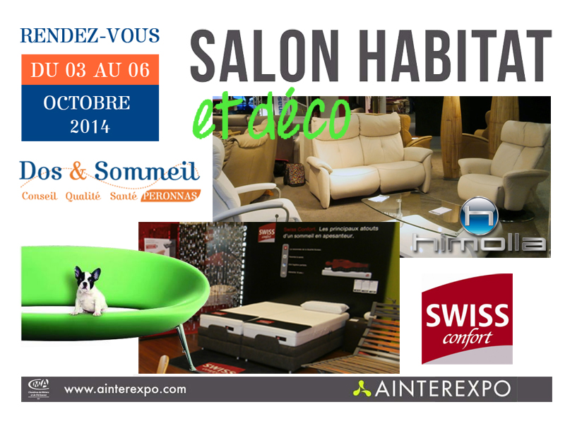 salon de l 39 habitat 2014 bourg en bresse dos sommeil. Black Bedroom Furniture Sets. Home Design Ideas