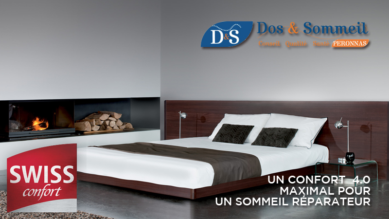 magasin literie bourg en bresse confort 4 0 dos sommeil. Black Bedroom Furniture Sets. Home Design Ideas