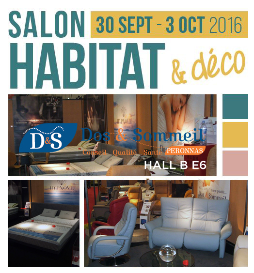 salon de l 39 habitat 2016 bourg en bresse dos sommeil. Black Bedroom Furniture Sets. Home Design Ideas